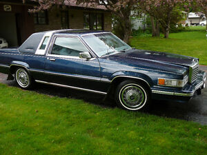 1981 Ford Thunderbird - 2nd owner - Original Condition