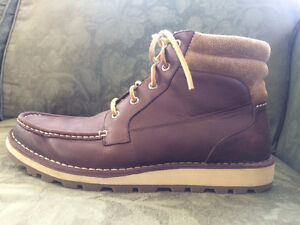 Men's Sperry Top-Sider Boots Size 10