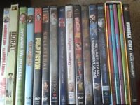 Various Comedies and Classic Dvds