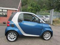 2008 08 SMART FORTWO 1.0 PASSION 2DR AUTO