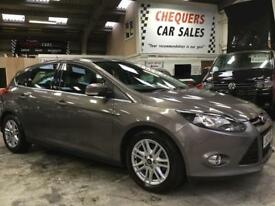 Ford Focus Titanium Hatchback 1.0 Manual Petrol