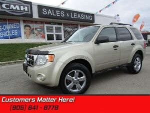 2010 Ford Escape XLT   HEATED LEATHER! AUX JACK!