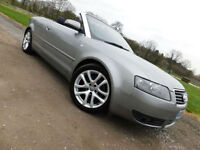 2005 AUDI A4 Cabriolet 1.8T Sport CONVERTIBLE