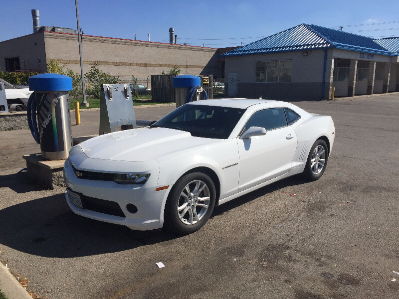2014 Chevrolet Camaro 2LT Coupe (2 Door)