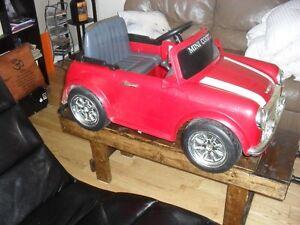 Mini Cooper kids Ride on Toy Car