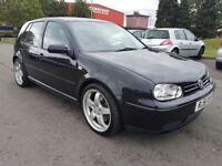 2001 Volkswagen Golf 2.8 V6 VR6 4Motion 5dr