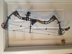 Bowtech Allegiance VTF right hand bow system