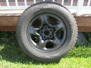 Set of 4 Snow Tires