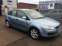 Ford Focus 1.6TDCi ( IV ) 2005.5MY Sport ONLY 86 K