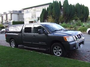 2012 Nissan Titan bad boy