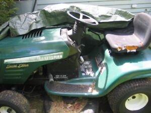 LAWN TRACTOR SEAT WANTED