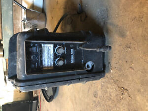Miller 12rc suitcase welder