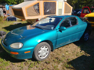 Near mint mx3 to trade for jeep tj or possibly a newer 4x4 atv