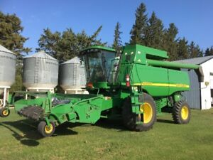 2003 9650 STS JD combine