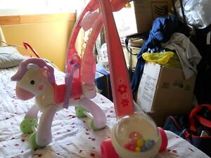 cheval et boulier fisher price