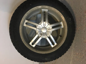 Used Champiro Winter Tires and Rims