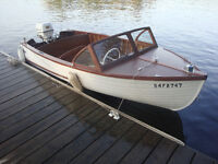 1959 Antique Boat