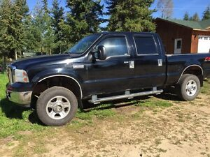 REDUCED!!!!2005 F350 Lariat Crew cab