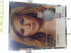 Kelly Clarkson, limited,watch poster