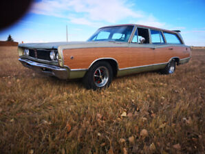 Dodge Coronet 500 Wagon 1968