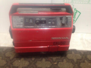 honda ex650 generator - delivery included
