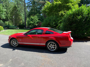 2008 Ford Mustang Shelby GT500 Coupe (2 door)