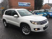 2011 Volkswagen Tiguan 2.0 TDI BlueMotion Tech SE SUV 5dr Diesel Manual 4WD