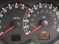 Vauxhall Meriva 1.6l Life Easytronic or Swap for a manual.