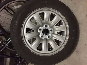 VERY NEW Winter Tires Continental Wintercontact 205/60 R16 96H