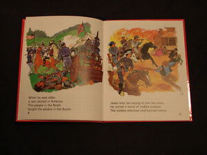 JESSE JAMES THE OUTLAW very Rare childrens Hardcover collectible Belleville Belleville Area image 2