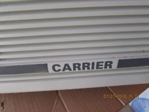 Air condition 10 000 BTU Carrier for window type
