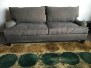 Luxury Barrymore Handcrafted Canadian Sofa!