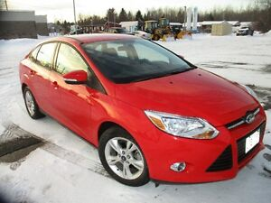 2013 Ford Focus SE LOW KM **TRADES WELCOMED FINANCING AVAILABLE