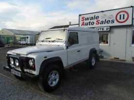 2003 LAND ROVER DEFENDER 2.5 110 TD5 COUNTY HARD TOP - 134,427 MILES - COLLECTOR