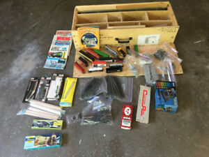 Model Train Accessories (Various)