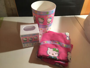 Hello Kitty Bathroom Accessories