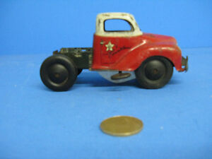 Antique wind up truck