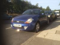 Ford street ka convertible luxury