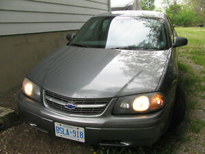 2004 Chevrolet Impala Sedan-ESTATE SALE--AS IS