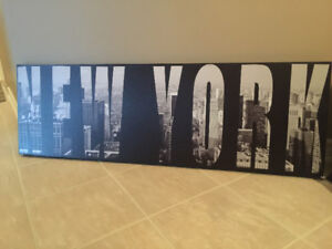 New York Word Picture