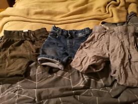 2- 3 years boys clothing