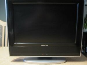 "19"" Lloyds LCD TV"