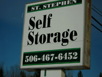 ST STEPHEN SELF STORAGE