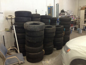 Car tires various sizes 13,14,15,16, 17, 18 , inch sizes. Kitchener / Waterloo Kitchener Area image 3