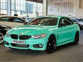 image for 2016 BMW 4 Series 430d xDrive M Sport 2dr Auto [Professional Media] Coupe Diesel