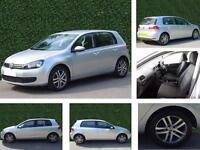 2010 Volkswagen Golf 1.6 TDI BlueMotion Tech SE 5dr