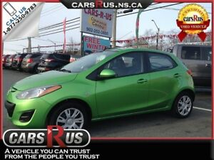 2011 Mazda MAZDA2 GS....includes 4 FREE winter tires!!!