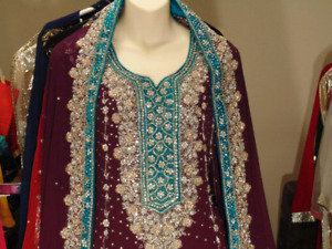 PAKISTANI BRIDAL AND WEDDING WEAR