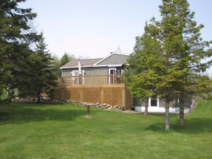 Country Living on 134 acres -relaxation and hunting paradise