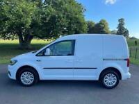 2018 Volkswagen Caddy TDI C20 BlueMotion Tech Trendline Panel Van Diesel Manual